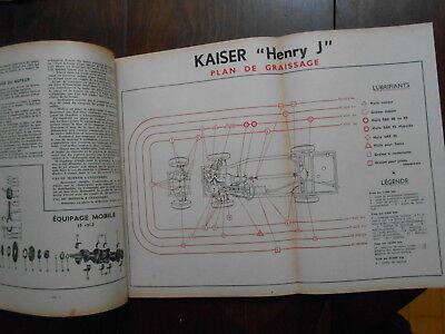 ► Revue Technique - Kaiser Henry J - 1953 5