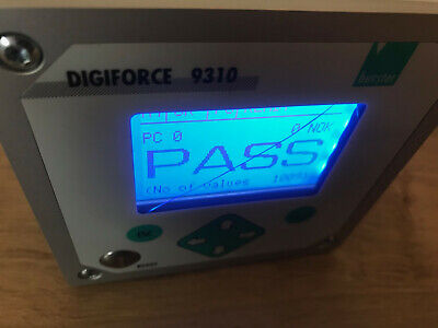 Burster Digiforce 9310 jointing and clinching monitor 2