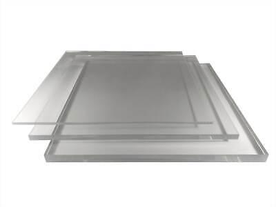 Acrylglas Zuschnitt Plexiglas Zuschnitt 2-8mm Platte//Scheibe klar//transparent 3 mm, 1000 x 700 mm