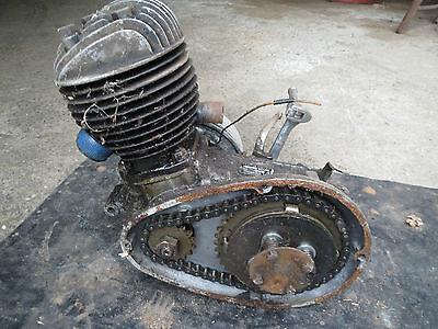 moteur de moto ou mobylette ancienne vieille moto eur 190 00 picclick fr. Black Bedroom Furniture Sets. Home Design Ideas