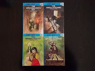 Hardy Boys Books Collection 1 58 Brand New Hardcovers Set
