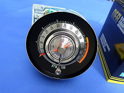 New 1968 68 Camaro Ss Rs Tictoc Tach Dash Tachometer Clock 5500 Rpm. 2 Of 7 New 1968 68 Camaro Ss Rs Tictoc Tach Dash Tachometer Clock 5500 Rpm Oer. Wiring. Mopar Tic Toc Tach Wiring Diagram At Scoala.co