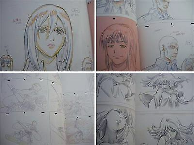 ATTACK ON TITAN SHINGEKI NO KYOJIN ART BOOK 5 ANIME USED F//S Track