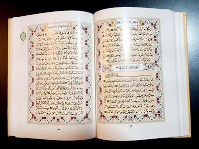 Fancy Antique. The holy Quran  Koran. P. in Beirut 1979 6