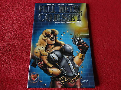 Full Metal Corset Another Blonde Avenger Comic #26 Rare Sexy Bad Girl Hot Cindy 2