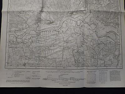 Landkarte Meßtischblatt 3360 Waitze / Wiejce i.d. Neumark, Kreis Schwerin, 1940