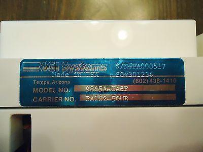 New Mgi Model# 9845A Tasp Flat Aligner