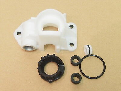 Fiat Coupe Gear Change Rod Bottom White Plastic Bracket New Genuine 46411550