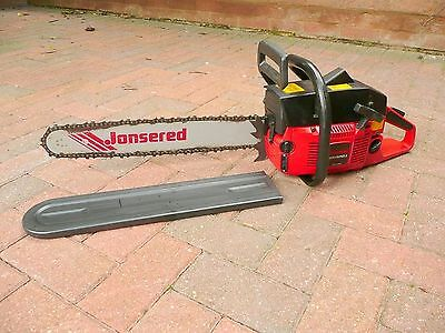 JONSERED CHAINSAW WORKSHOP Parts And Operators Manuals
