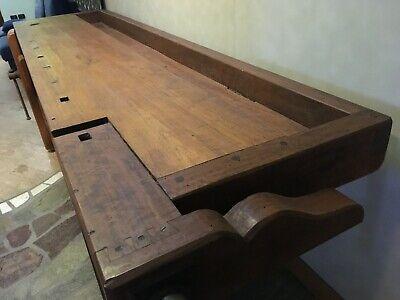 Tavolo in Legno truciolato per Falegnameria banco falegname appoggio 3 x 60 x 70