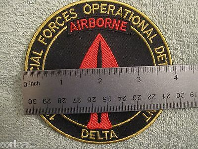 "1st Special Forces Operational Detachment ""Delta Force"" AIRBORNE US ARMY 3"