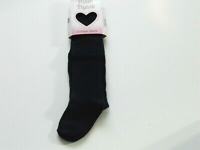 Baby , Toddler And Girl  Plain , And Striped Patterned Tights In Various Sizes 9