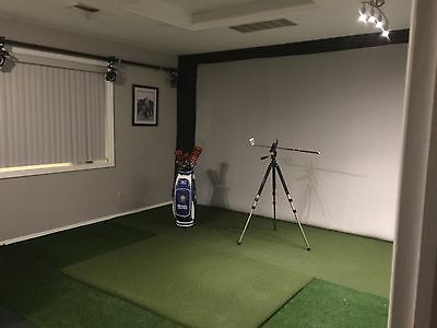 4x4 Real Feel Country Club Elite Golf Mat Practice Matt