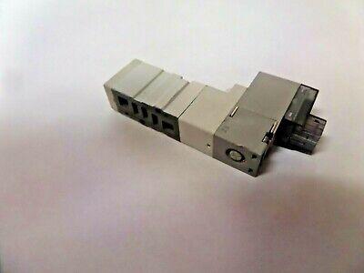 SMC Solenoid Valve SYJ3140-5LZ SYJ31405LZ 24VDC New 4