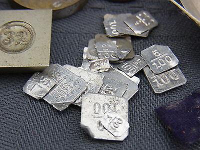 Feinwaage , Goldwaage , Münzwaage ca.um 1860 /80 5 • EUR 400,00