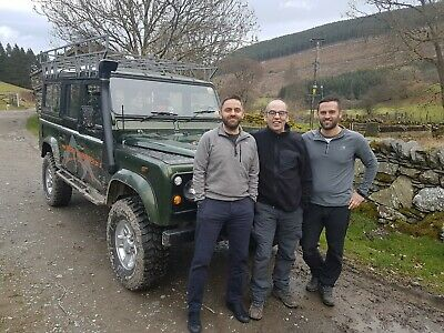 JULY 2019 Land Rover Driving Experience with 90 Dirty Adventures any Saturday 10