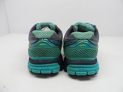 15713496b713a 9 of 12 Brooks Women s Ghost 8 GTX Trail Running Shoe Storm Sharp Green  Ceramic 7M