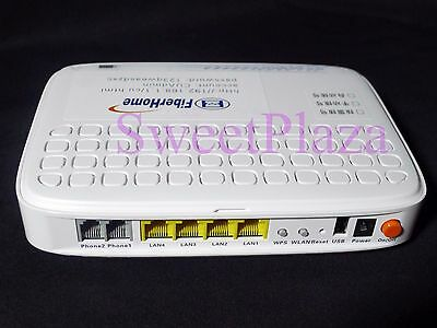 EPON ONU FIBERHOME ONT HG220G apply to FTTO,with 4 internet+ 2 voice ports