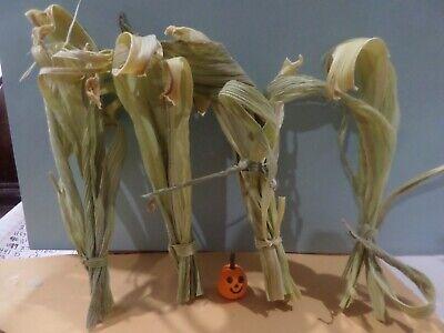 Corn Stalks Pumpkin Dollhouse Min  REDUCED till  9/30 2