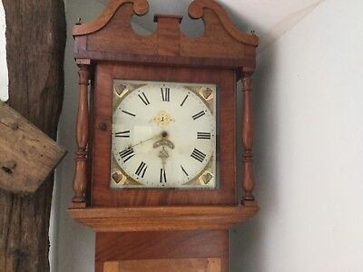 Grand father clock 4