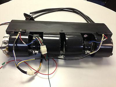 Universal A//C MiniBus Under Dash Evaporator Assembly Wood