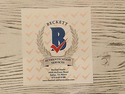 ... Ryan Reaves Signed Autographed St. Louis Blues Hockey Puck Beckett BAS  COA b 4 0398930ba