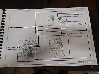 1991 gmc c k sierra pickup wiring diagram manual 1991 gmc medium duty truck b6p models electrical wiring diagram  1991 gmc medium duty truck b6p models