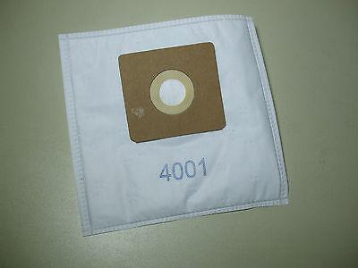 4001P WS 30 Staubsaugerbeutel geeignet für  Grundig  VCC 3650,