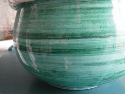 Green Vintage Planter, Limited Edition 6