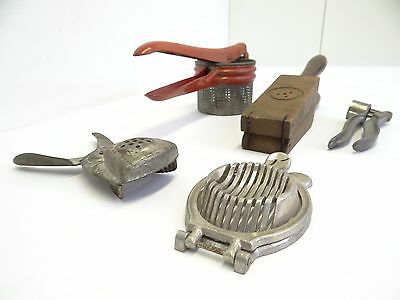 MIXED ANTIQUE & Vintage Lot Used Juicer