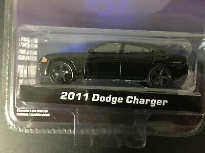 GREENLIGHT 44790 E HOLLYWOOD SERIES 19 JOHN WICK 2011 DODGE CHARGER 1//64 BLACK