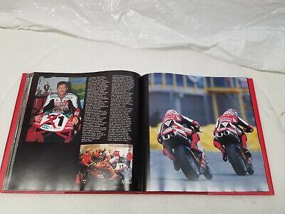 Ducati 2001 World Superbike Champion the Dream Team in English and Italian 10