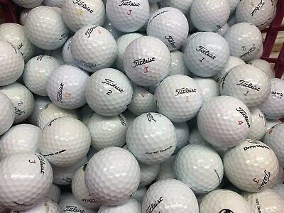 100 AAAAA Mint Condition Used Golf Balls Assorted Brands 4