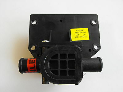 REPLACES EVANS RV218967 RV012267 Heater Control Valve Electric 2 Hose