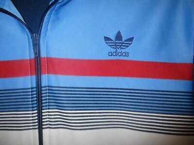 VESTE ADIDAS VINTAGE France jacket giacca ventex années 80