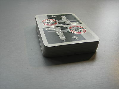 HOLSTEN BRAUEREI  HAMBURG *Spielkarten wie neu- RAR 2