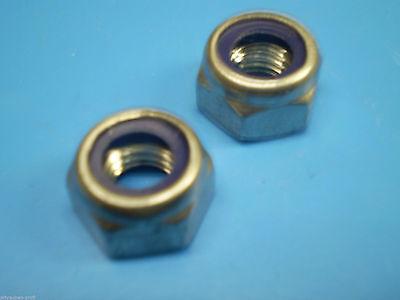 246tlg Sortiment-Box selbstsichernde Stoppmuttern DIN 985 EDELSTAHL V2A M3-M16