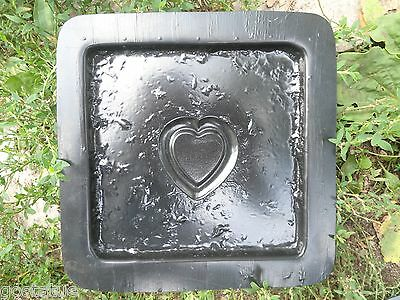 """Potted tree travertine tile mold 6/"""" x 6/"""" x 1//3/"""""""