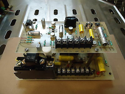 Pca 33758 & Pca 47885 Pcb(Circuit Boards) With Allen Bradley 592-Bov4 Ser. B