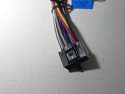 original kenwood kdc bt948hd wire harness oem a1 11 75 picclick rh picclick com