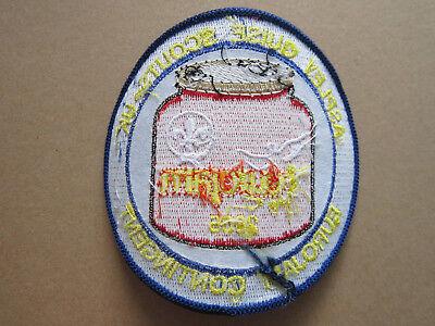 Boidier Hurst Scout Camp Site Cloth Patch Badge Boy Scouts Scouting L3K B