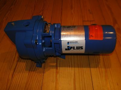 Goulds J10s 1 Hp Shallow Well Jet Pump Brand New Water Booster