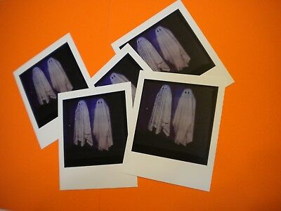 5 BEETLEJUICE POLARIOD Ghost Photo Handbook for the Recently Deceased movie prop 3
