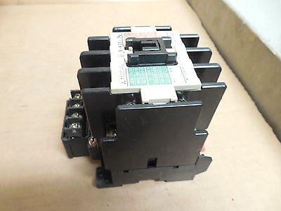 MITSUBISHI CONTACTOR S-K35 60A 60 A AMP 200V COIL w// UA-SY 31