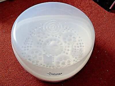 Tommee Tippee Closer To Nature Microwave Sterilliser