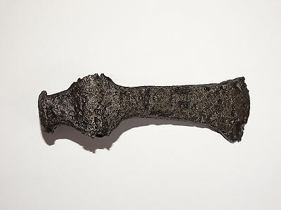 Perfect Khazarians battle axe head. The Nomads.  c 7-9 AD. 10