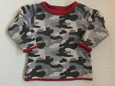 Warm Boys Reversible Shirt Oshkosh 3T 3