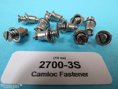 CAMLOC STUD FASTENER 2700-6 P//N Pack of 10