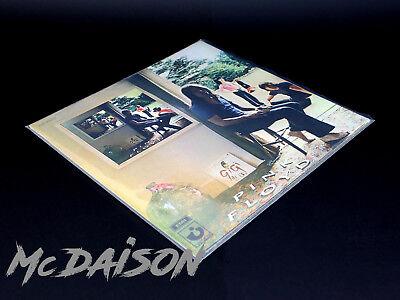 "McDAISON - 100 BUSTE esterne per LP dischi 33 giri vinile 12"" Polietilene 80my 2"
