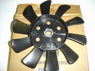 JOHN DEERE TRANSMISSION Cooling Fan La D And Ztrak Mowers New Oem Mia880240